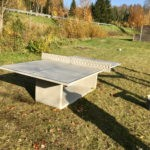 outdoor table tennis ping pong